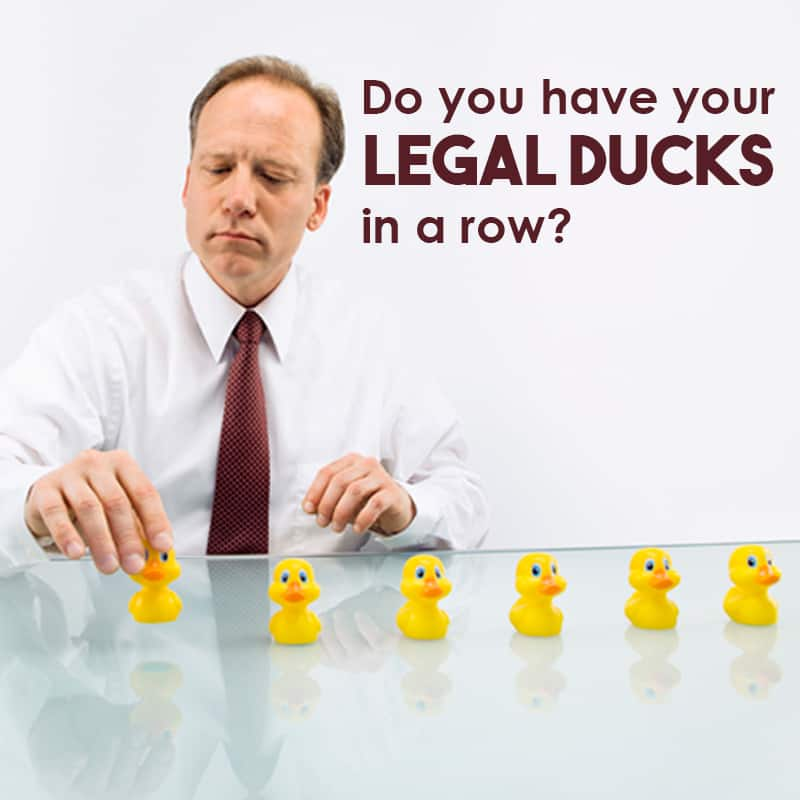 The Importance of Legal Planning…