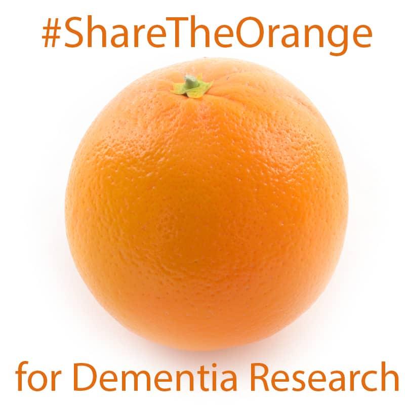 Alzheimer's Disease explained by an Orange…