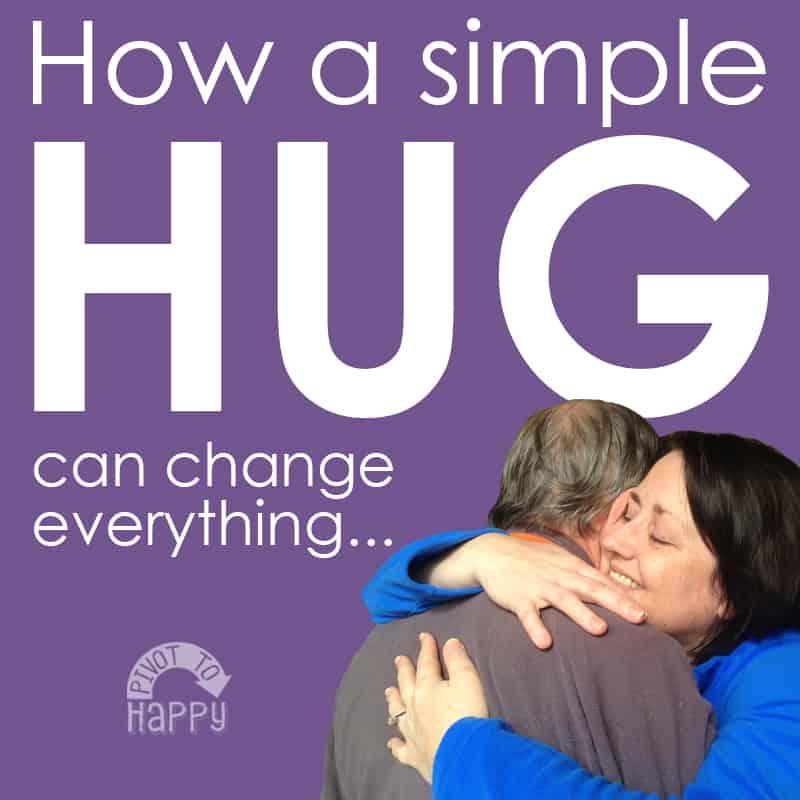 The Health Benefits of Hugging