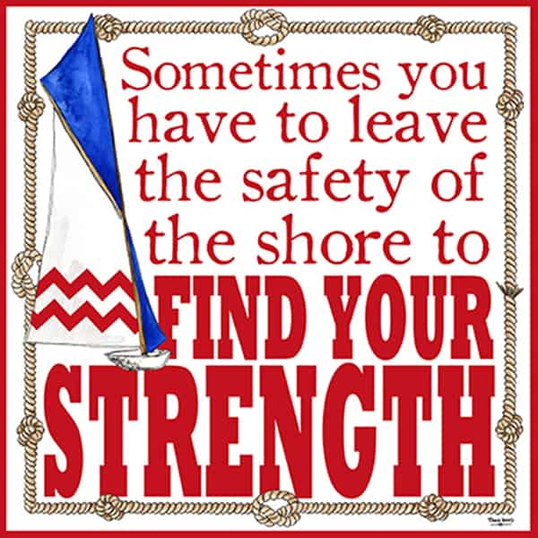Find your Strength - PivotToHappy