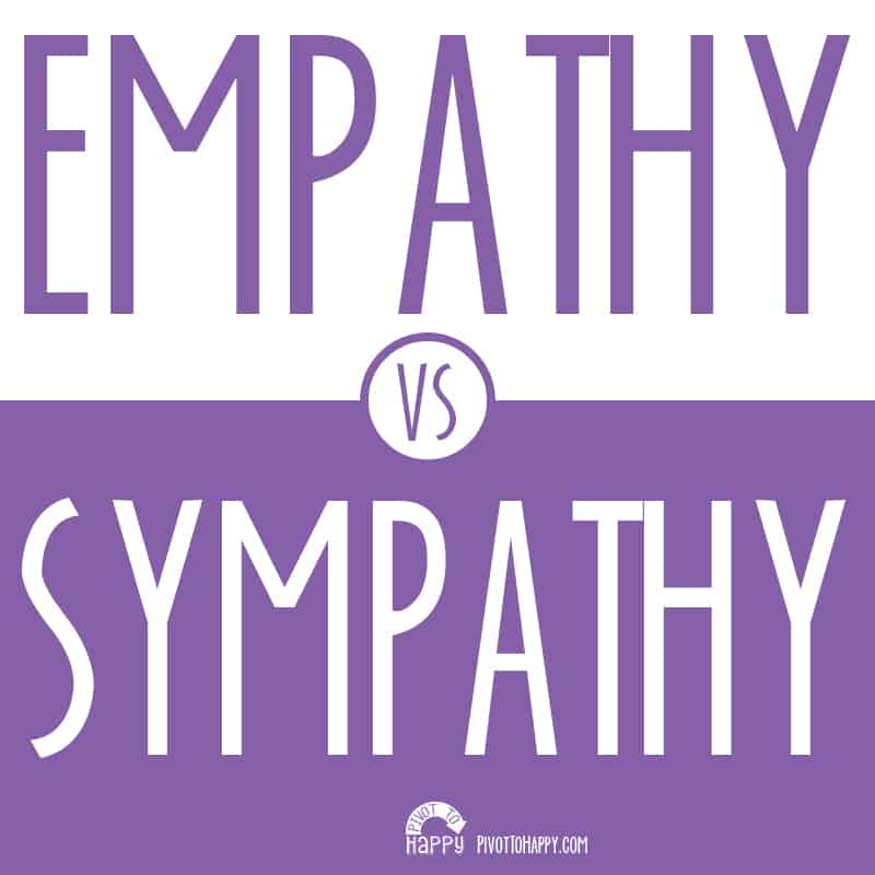 We all need more empathy in our lives…